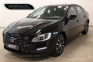 Volvo S60 LINJE SVART INTELLI SAFE PRO BUSINESS WINTER 2.0 D3 110kW