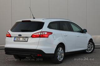 Ford Focus Turnier Titanium X 2.0 TDCI 120kW