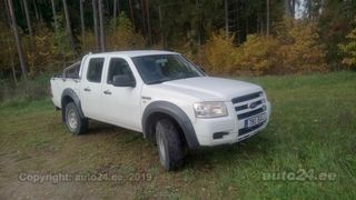 Ford Ranger DOUBL CAB 4X4 2.5 105kW