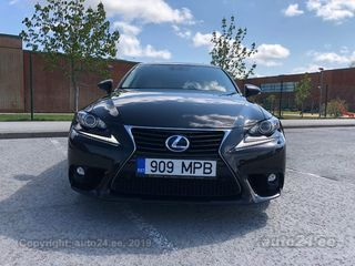 Lexus IS 300h HYBRID EXECUTIVE 2.5 R4 133kW