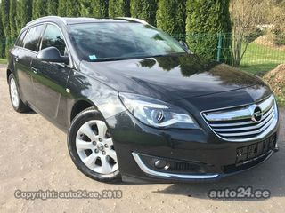 Opel Insignia BUSINESS 2.0 88kW