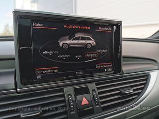 Audi A6 AVANT QUATTRO TIPTRONIC 3.0 BiTDI V6 230kW