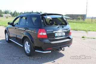 Kia Sorento EX 3.3 V6 182kW