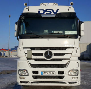 Mercedes-Benz Actros MP3 V6 335kW