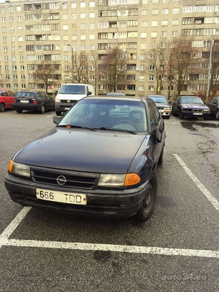 Opel Astra 1.7 42kW