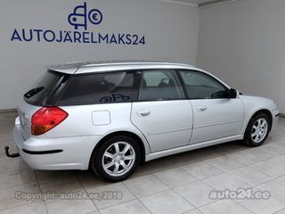 Subaru Legacy Sportback 4x4 2.5 121kW