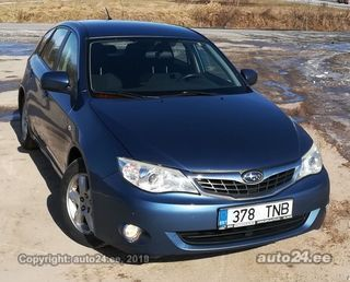 Subaru Impreza 1.5 BOXER AWD 79kW