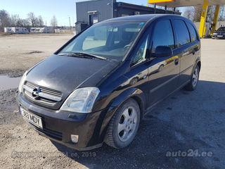 Opel Meriva 1.6 64kW