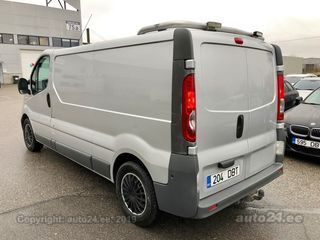 Renault Trafic DCI 2.0 84kW