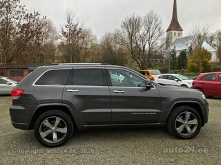 Jeep Grand Cherokee Overland 3.0 CRD 184kW