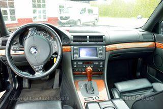 BMW 740 3.9 180kW