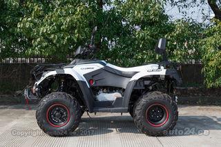 Linhai Yamaha 200 2x4 Vints 3000lbs+Konks OHC 7kW