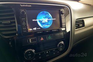 Mitsubishi Outlander 2.0 Bnz ns 110kW