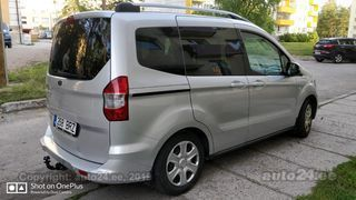 Ford Tourneo Courier JU2 1.6 DURATORQ TDCi 70kW