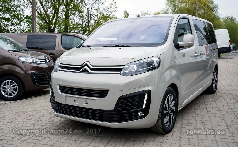 citroen spacetourer shine 180at l2 2 0 bluehdi 180 130kw. Black Bedroom Furniture Sets. Home Design Ideas