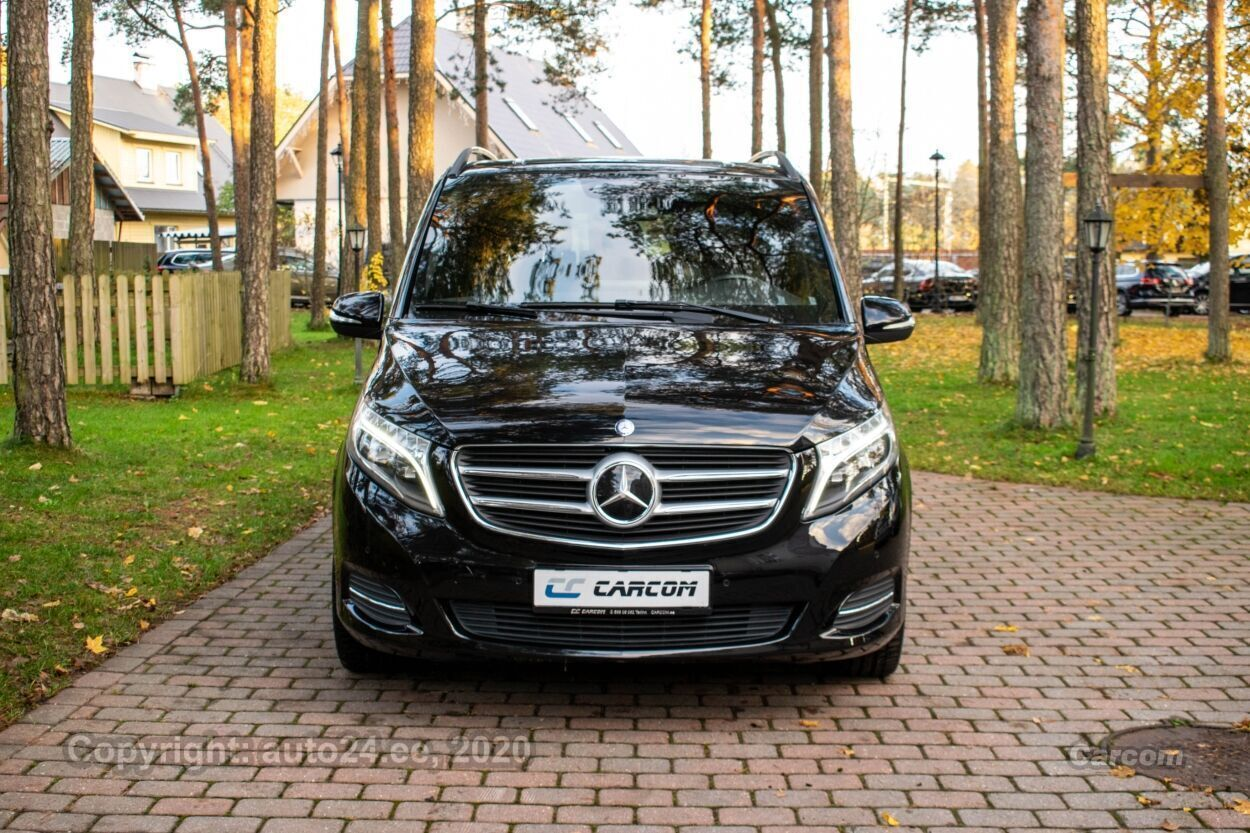 Mercedes-Benz V 250 4Matic Avantgarde Sport Winter Extra-Long 7K 2.1 d BlueEfficiency 140kW