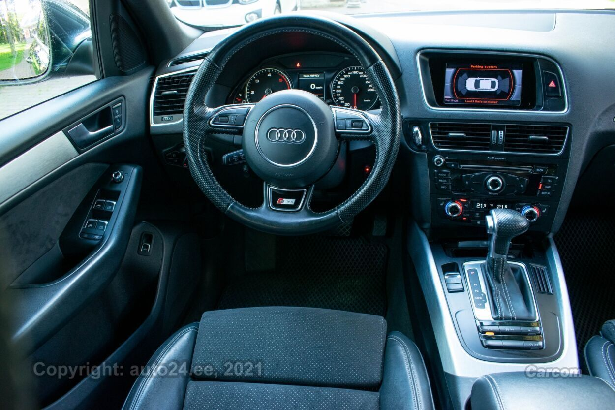 Audi Q5 S-Line Quattro 2.0 TDI  130 kW