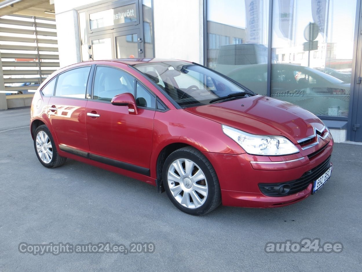 Citroen C4 Exclusive ATM 2.0 103kW