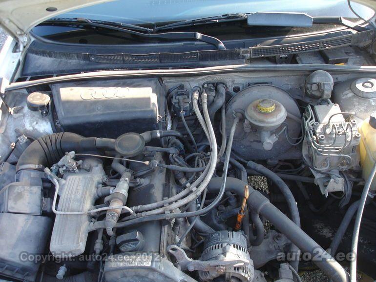 audi 80 b4 2.0 e 85kw - auto24.lv