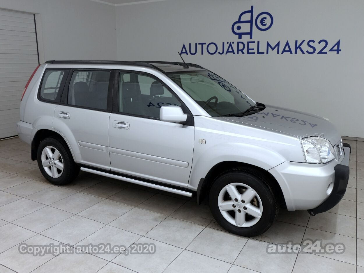 Nissan X-Trail Columbia Facelift