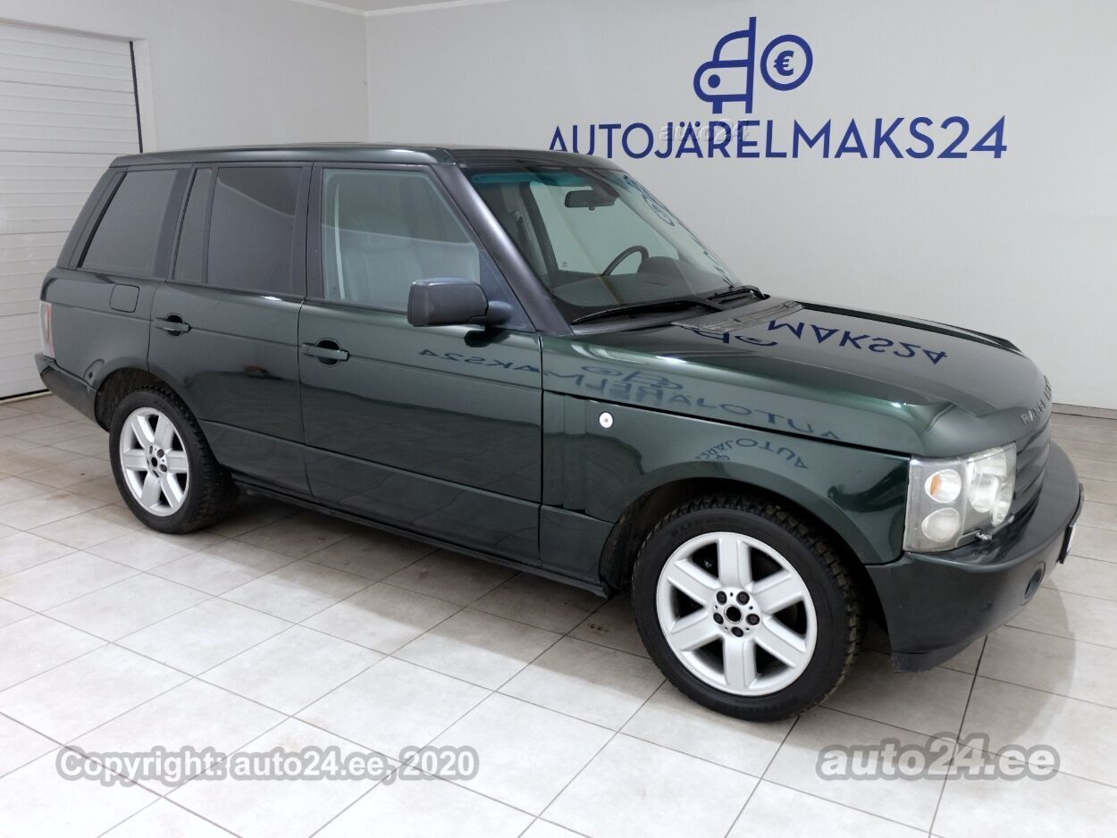 Land Rover Range Rover Vogue - Photo