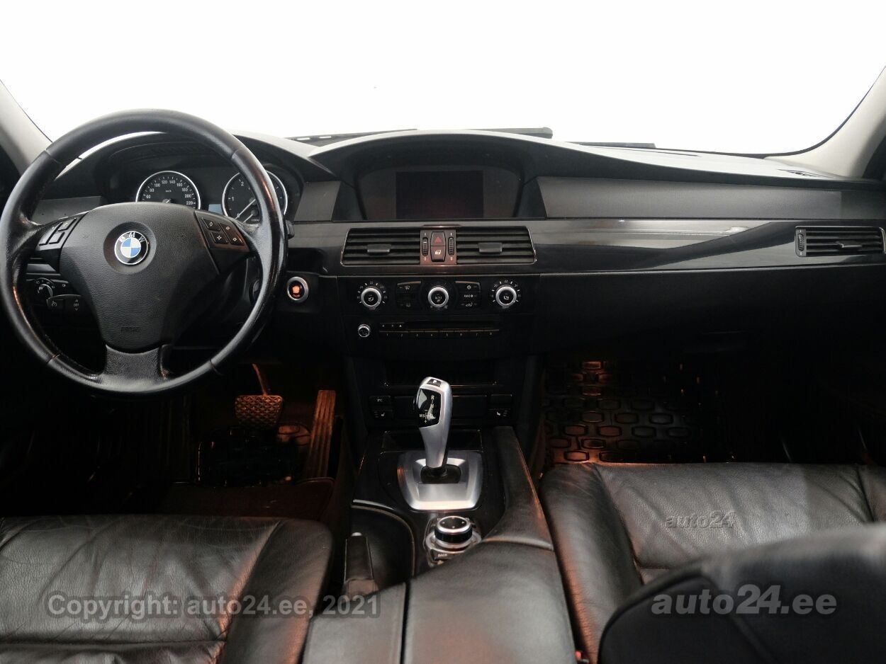BMW 520 Facelift ATM 2.0 D 130 kW - Photo 5