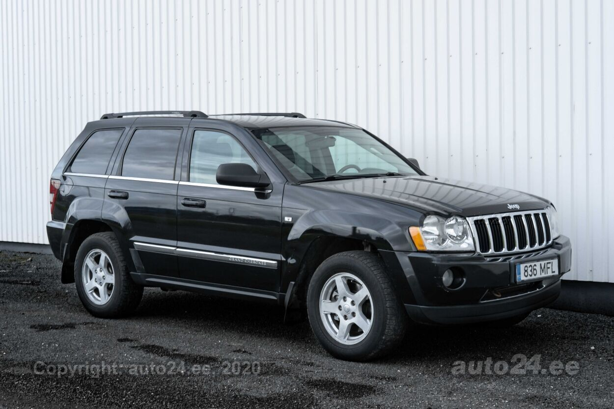 Jeep Grand Cherokee Limited - Photo