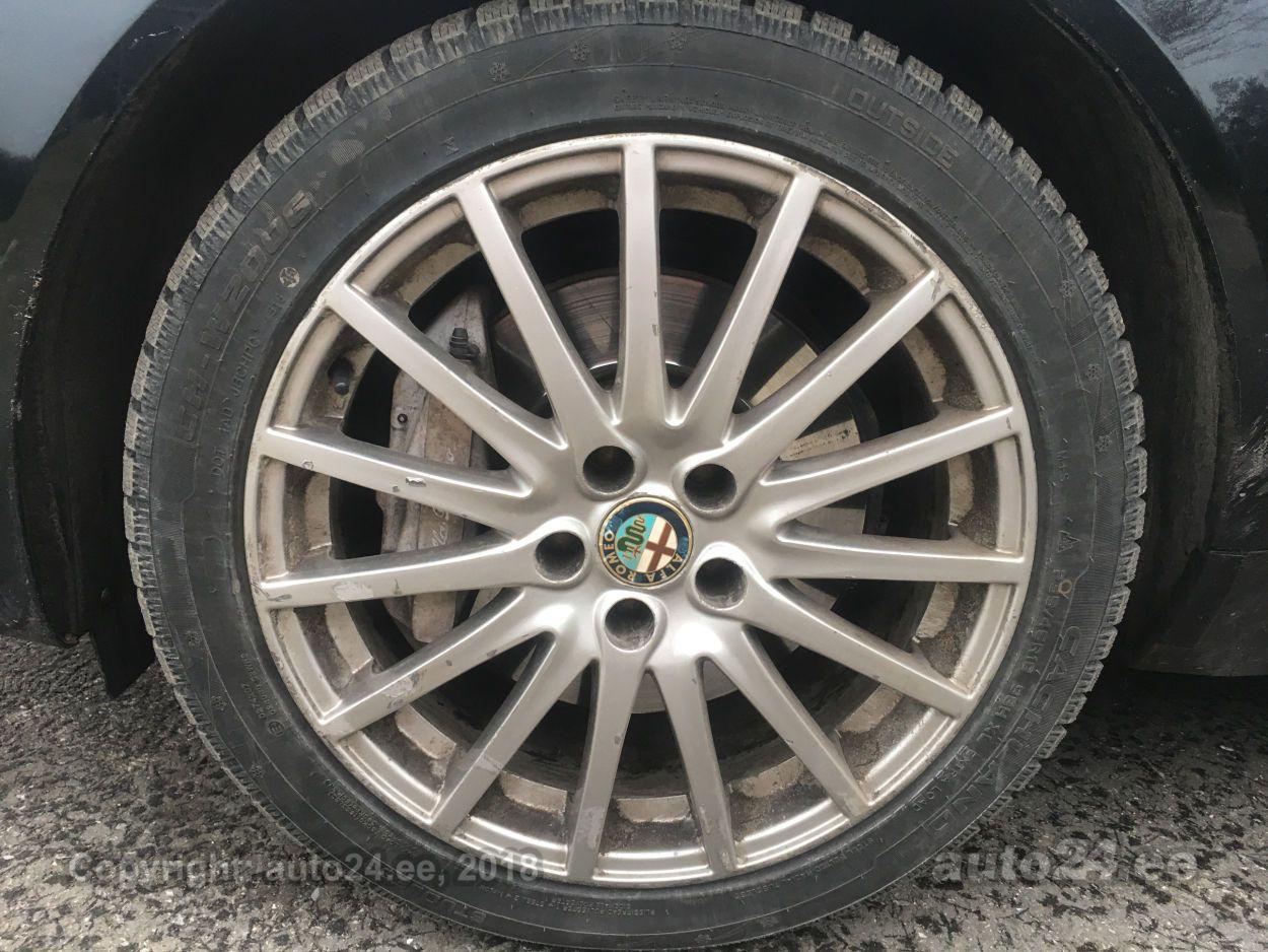 Alfa Romeo 159 Giugiaro Desing 2.4 R5 147kW