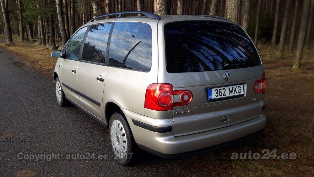 Volkswagen Sharan 2.0 103kW