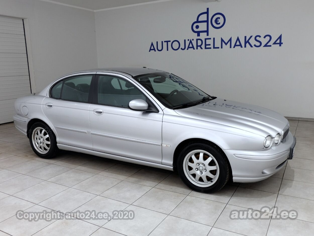 Jaguar X-Type Luxury