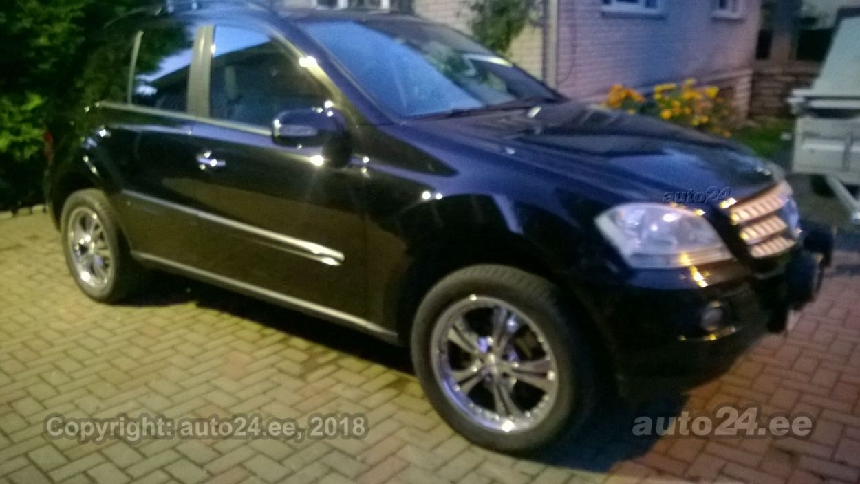 Mercedes-Benz ML 320 CDI Off road 3.0 165kW