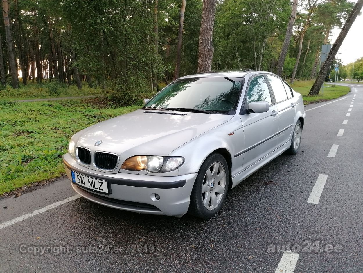 BMW 325 Facelift Shadowline 2.5 141kW