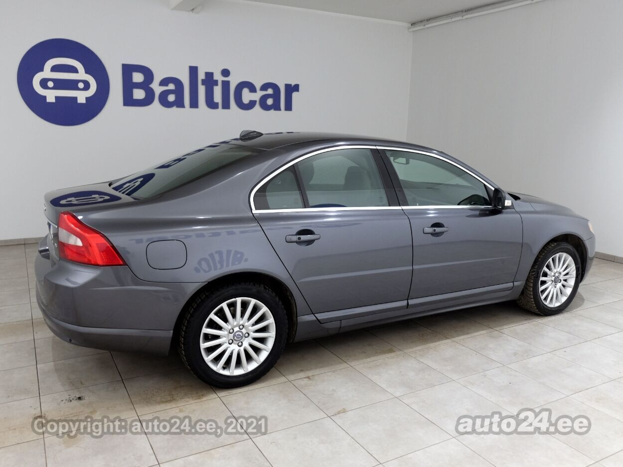 Volvo S80 Summum ATM 2.4 D5 136 kW - Photo 3