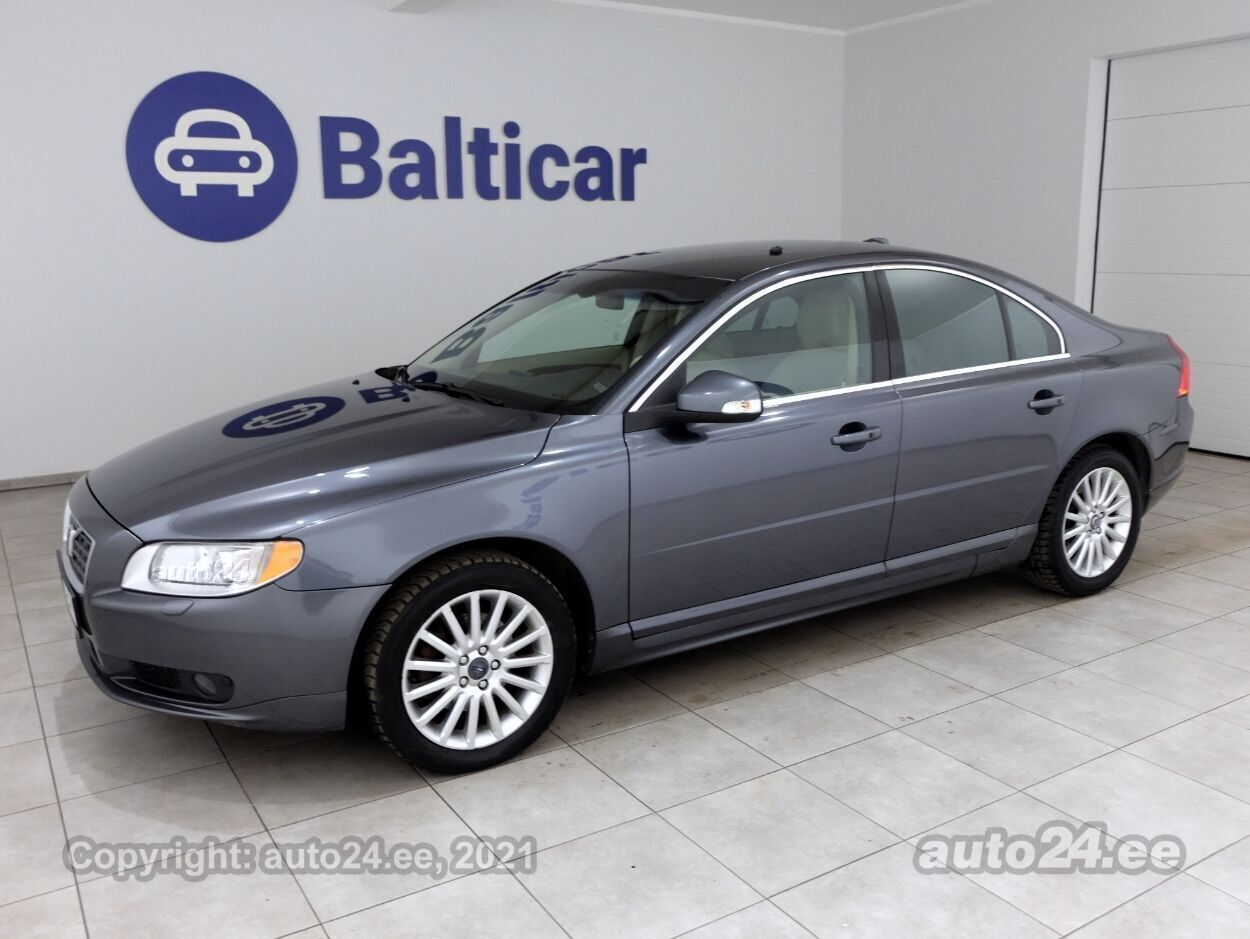 Volvo S80 Summum ATM 2.4 D5 136 kW - Photo 2