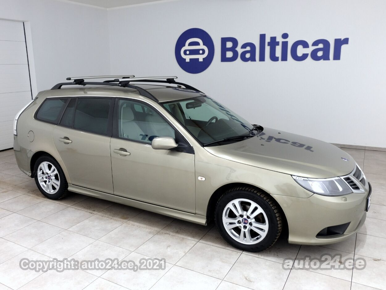 Saab 9-3 Vector ATM 2.0 110 kW - Photo 1