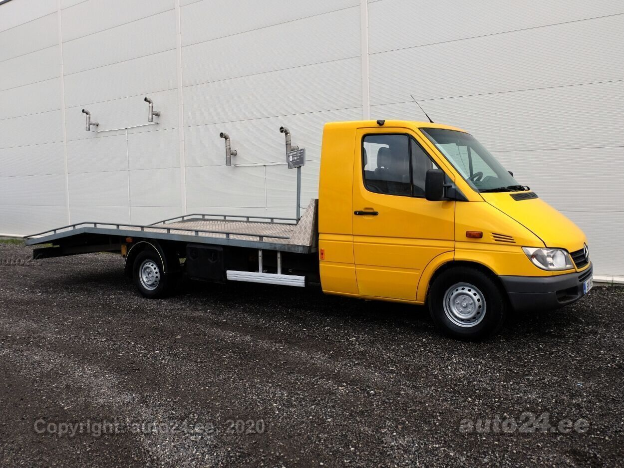 Mercedes-Benz Sprinter 316CDI Puksiir - Photo