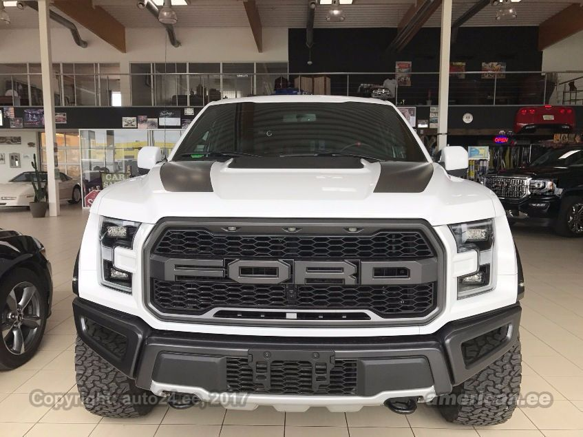 ford f 150 supercrew raptor svt new 2018 3 5 v6 ecoboost 450hp. Black Bedroom Furniture Sets. Home Design Ideas