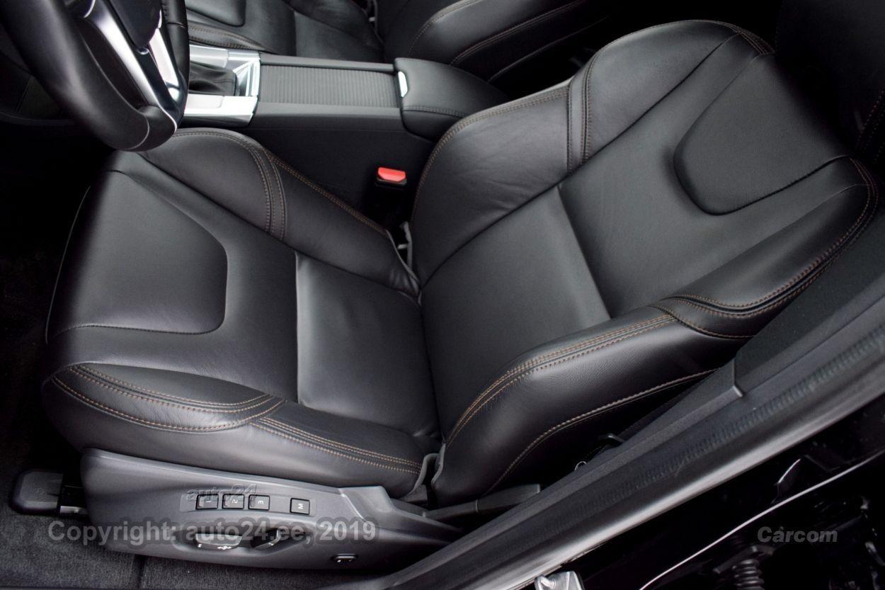Volvo XC60 SUMMUM INTELLI SAFE PRO WINTER MY 2017 2.4 D4 AWD 140kW