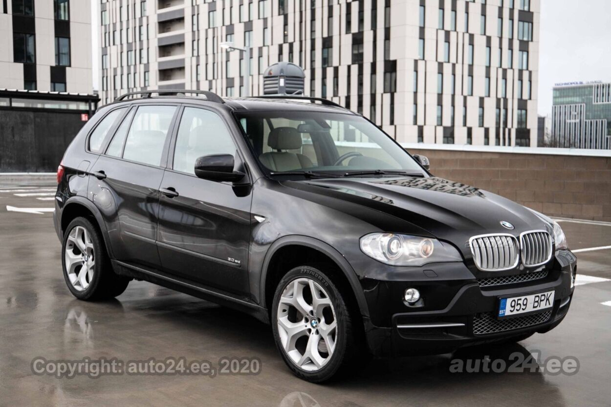 BMW X5 Sportpakett - Photo