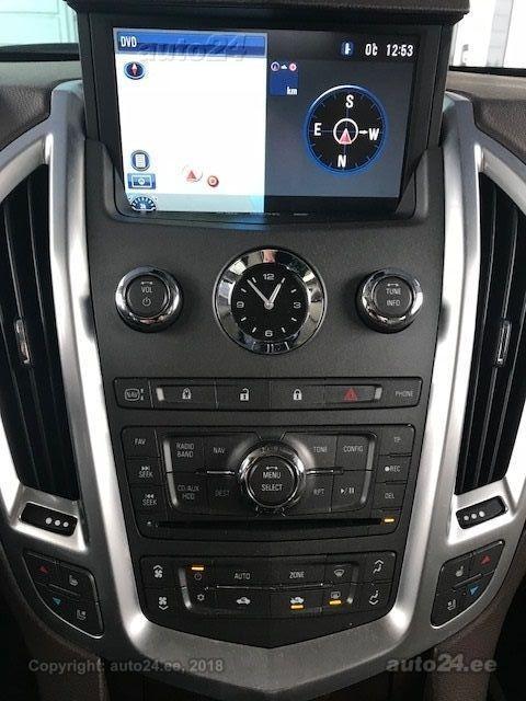 Cadillac SRX Sport Luxury AWD 3.0 V6 199kW