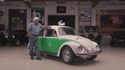 Jay Leno's Garage: 1979 VW German Police Beetle