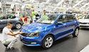 Škoda alustas uue Fabia seeriatootmist