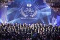 FIA auhinnatseremoonial jagati meistrikarikaid