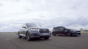VIDEO: Ford Focus RS vs Audi SQ7 - kes on kiirem?