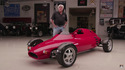 Jay Leno's Garage: Light Car Company Rocket