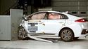 Hyundai Ioniq hübriid tunnistati väga turvaliseks