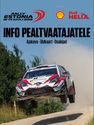 Shell Helix Rally Estonia eelinfo