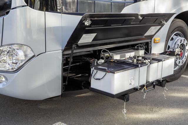 Mercedes-Benz Citaro Hybrid. Foto: Daimler