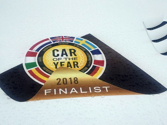 Car of the Year. Foto: COTY