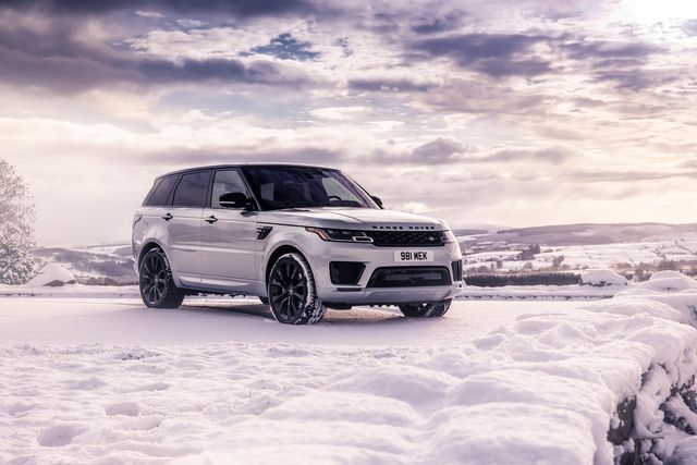 Range Rover Sport HST. Foto: Jaguar Land Rover